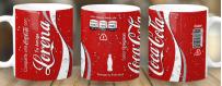 Tazas personalizadas por sublimación de Bebidas