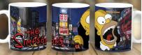 Tazas personalizadas por subimación de Dibujos Animados