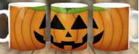 Tazas personalizadas por subimación de Hallowen