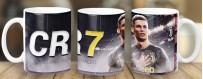 Tazas personalizadas por subimación de Fútbol