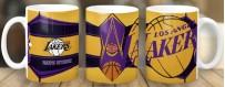Tazas personalizadas por subimación de la NBA